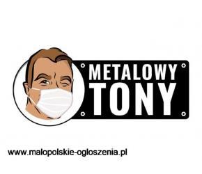 Metalowy-tony.pl - sklep z artykułami metalowymi