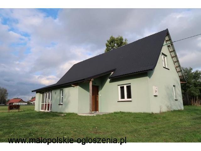 Dom na wsi 35 km od Rzeszowa z działką 55 arów