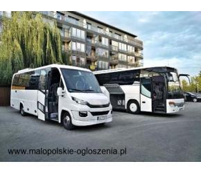 Przewóz osób Kraków - M Bus