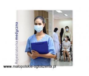 Zawodowy kurs jednoroczny Rejestratorka Medyczna!