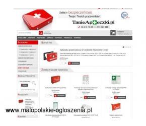 TanieApteczki.pl - wyposażenie apteczki
