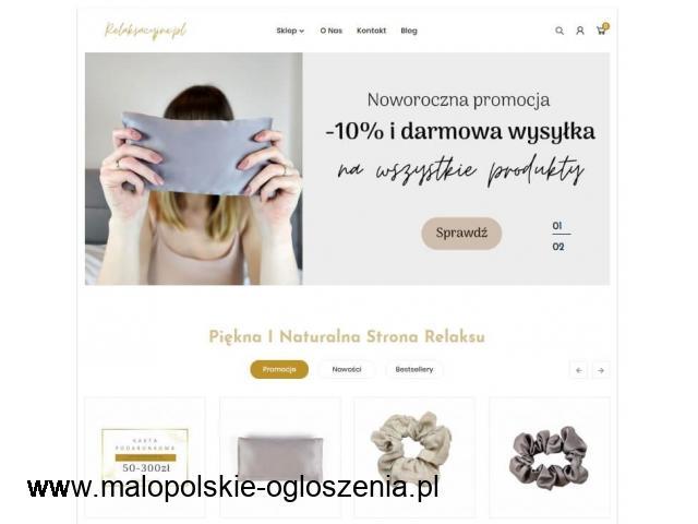 relaksacyjne.pl - poduszki relaksacyjne