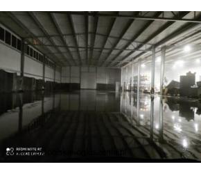 Kompleksowe usługi wylewania i zacierania betonu Speed-Bet Posadzki Przemysłowe