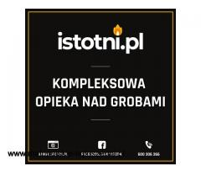 Sprzątanie grobów, Mycie grobów Kraków