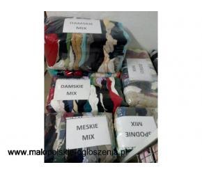 Obuwie + Odzież na sklepy