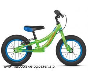 Sprzedam rower dziecięcy biegowy Kido w odcieniu zielonym
