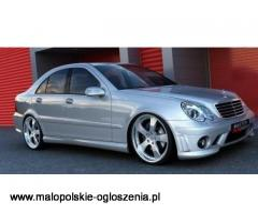 Body kit Mercedes
