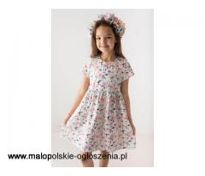 Tanie sukienki dla dziewczynek - myprincess.pl