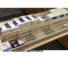 Meble apteczne Willach szuflady głębokiego składowania