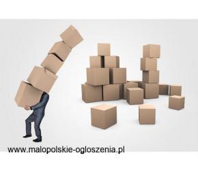 Firma przeprowadzkowa - Kraków i okolice