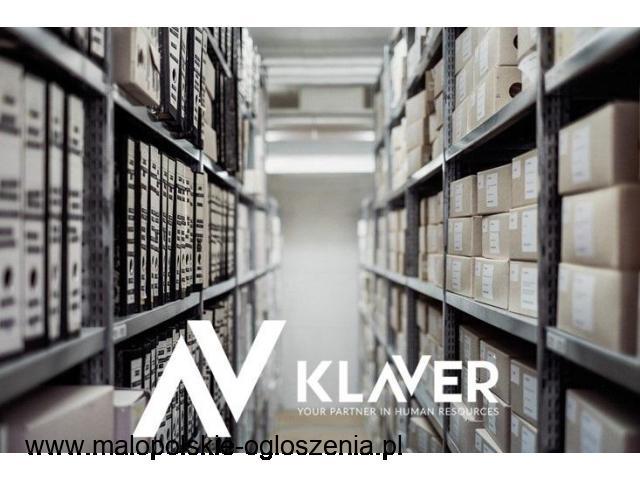 Magazyn z elektroniką- Holandia, order picker, wózki EPT, pakowanie.