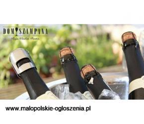 Drink na gorące lato? Dom Szampana oferuje najlepsze Szampany w Warszawie.