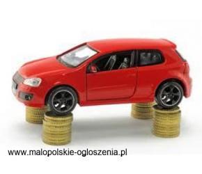 Pożyczka pod zastaw samochodu - Krecik, bez BIK