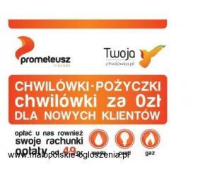 chwilówki,pożyczki,odszkodowania Prometeusz Finanse