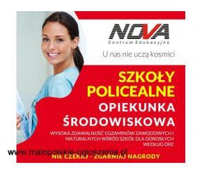 Opiekunka Środowiskowa NOVA CE Kraków