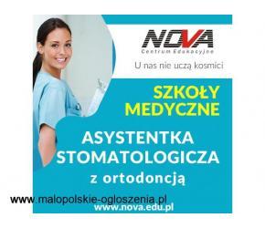 Asystentka stomatologiczna NOVA CE KRAKÓW