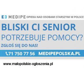 Profesjonalna opieka domowa nad Seniorami w całej Polsce