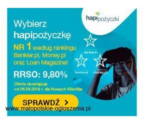 Pożyczka na raty przez Internet >> Zacznij spłacać nawet za 2 miesiące