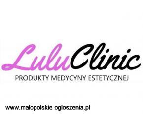 Luluclinic.pl - produkty medycyny estetycznej i kosmetologii